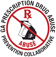 Georgia Prescription Drug Abuse Prevention Initiative Logo